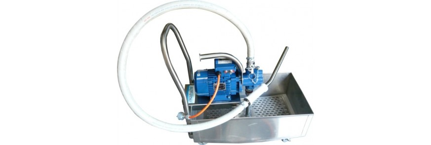 Oil Filtering Machines