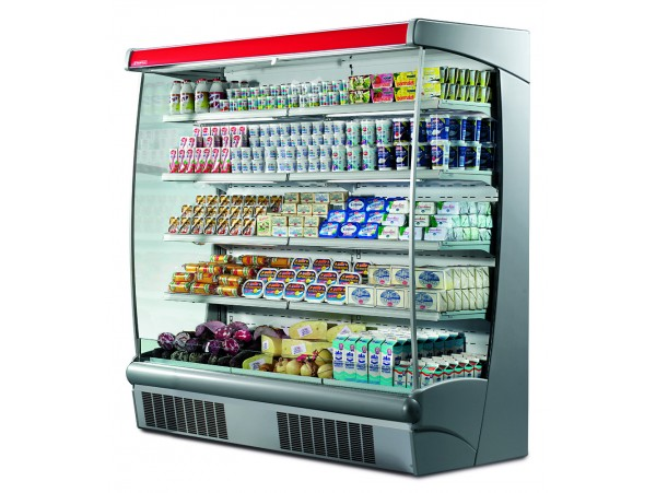 Argus Multi Deck Reach-in Display Chiller 1017 wide Arneg