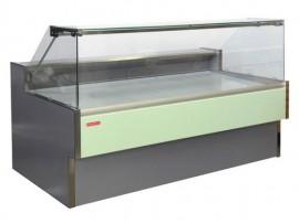 Zara Deli/Butcher Display straight glass 1250mm Arneg