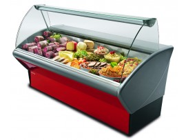 Merak Refrigerated Display Serve Over Counter 2580mm