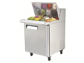 Mega Top Salad Table 12 pans AMST-12 Austune