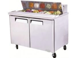 Salad Table 12 Pans AST-48 Austune