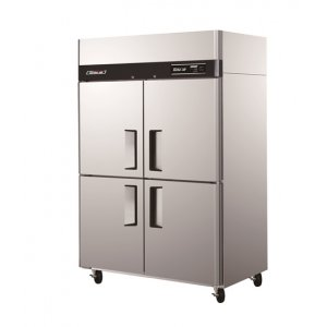 Turbo Air Upright Freezer 4 Half Solid Doors 1215L Austune
