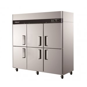 Turbo Air 6 half size door Freezer Austune