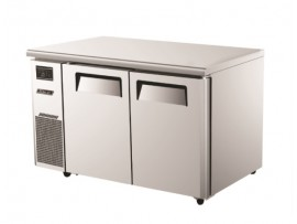 TurboAir Under Counter Fridge 1200 Two Solid Door Austune
