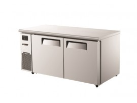 TurboAir Under Counter Fridge 1500 Two Solid Door Austune