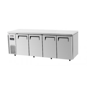 TurboAir Under Counter Fridge Four Solid Doors Austune