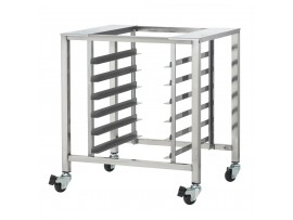Turbofan Stand w tray storage & castors to suit E272/E28/E31