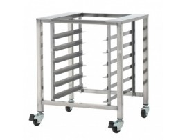 Turbofan Stand with tray storage and castors to suit E32/G32