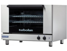 Turbofan Convection Oven, 2 tray with bi-rev fan E27M2