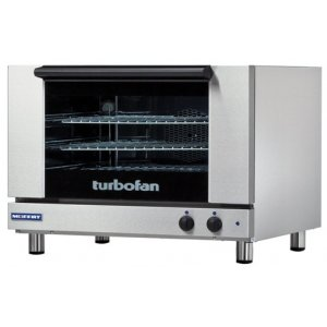 Turbofan Convection Oven, 3 tray with bi-rev fan E27M3