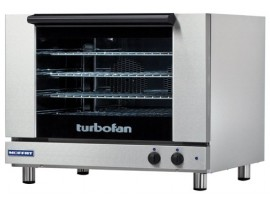 Turbofan Convection Oven, 4 tray with Fan E28M4