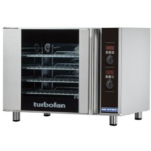 Turbofan Convection Oven, 4 tray with Grill Mode E31D4