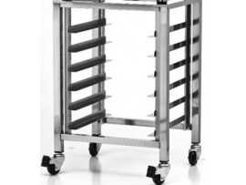 Turbofan Stand with tray storage and castors to suit E22/E23