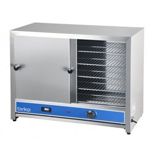 Birko 100 Pies Food Warmer, Stainless Steel