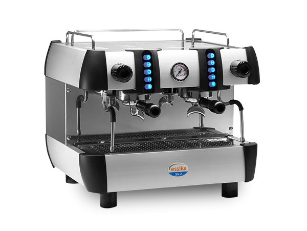 CONTI Essika 2 Group Coffee Machine 'Compact' 5 lt boiler Boema