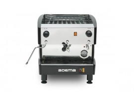 Boema 'Deluxe' Unplumbed One Group Semi Auto Coffee Machine
