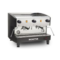 Boema 'Deluxe' Two Group Volumetric Coffee Machine