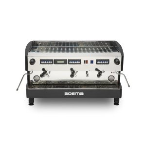 Boema 'Deluxe' Three Group Volumetric Coffee Machine