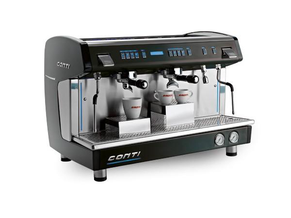 CONTI X-ONE TCI 2 Group Coffee Machine Boema