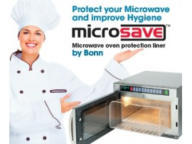 Bonn Microsave Protection Liner for Bonn Commercial Microwave Oven CM1901T/1300T