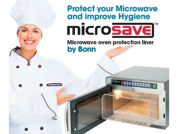 Bonn Microsave Protection Liner for Bonn Commercial Microwave Oven CM1901T/1300T