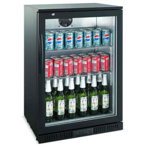 Bromic Back Bar Glass Door Chiller 118L (BB0120GD)