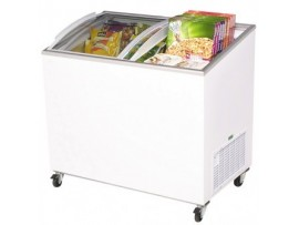 Bromic Curved Glass Chest Freezer 264L (CF0300ATCG)
