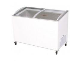 Chest Freezer Angled Top Curved Glass Lid 352L CF0400ATCG Bromic