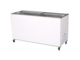 Chest Freezer Flat Top Glass 491L CF0500FTFG Bromic
