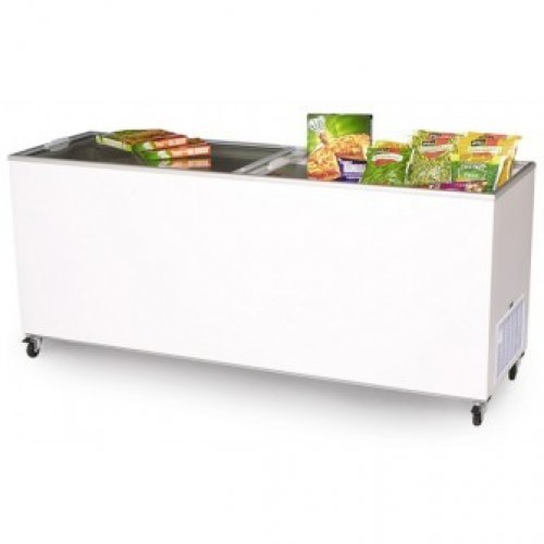 Bromic Flat Glass Chest Freezer 670L (CF0700FTFG)