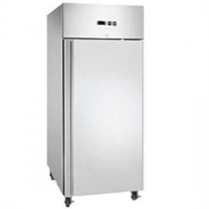 Single Solid Door Gastronorm Stainless Steel Freezer 650L UF0650SDF Bromic