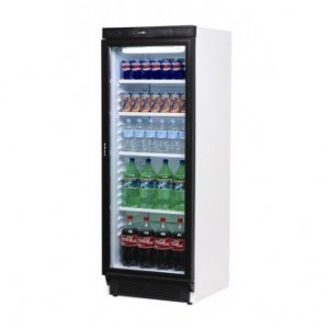 Bromic Glass Single Door Merchandiser Display 290L