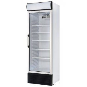 Bromic Glass Single Door Merchandiser Display 380L