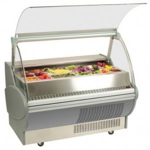 Sandwich Bar Display Prestige 1500 SB105P Bromic