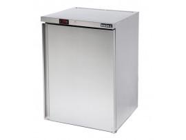 Underbar Freezer Stainless Steel Single Door 105lt UBF0140SD