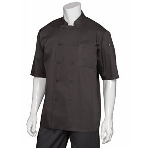 Cool Vent Jacket Short Sleeve Black Extra Small
