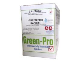 GreenPro Radical - Laundry Powder, 15 kg