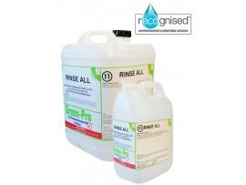 Green Pro Rinse All warewashing drying aid 25L