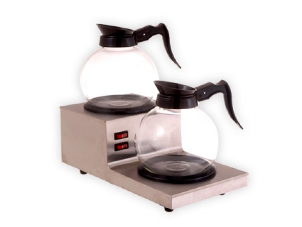 Coffee Decanter and Jug Warmer SD2 Crown