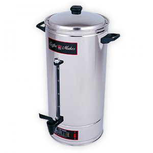 Crown 100 Cup Coffee Maker Percolator
