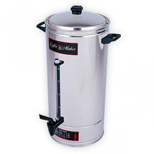 55 Cup Coffee Maker Percolator CM55SS Crown