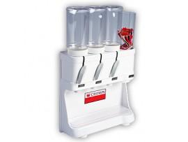 3 Ingredient Dispenser and Tea Shute DD4 Crown