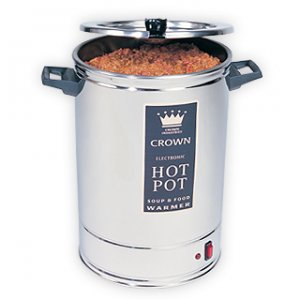 Hot Pot Soup and Food Kettle 11 Litres HP11THL