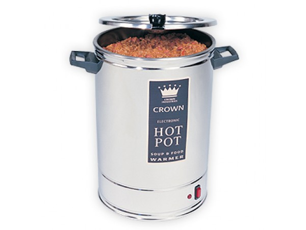 Hot Pot Soup and Food Kettle 7 Litres HP7THL
