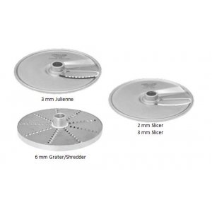 Pizza 4 Disc Pack 'A' suits RG100 Hallde