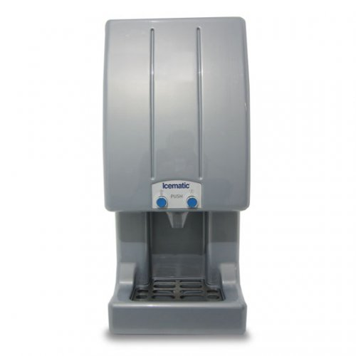 Icematic TD130-A 115kg Touch Free Ice/Water Dispenser