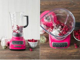 Kitchenaid Platinum Blender
