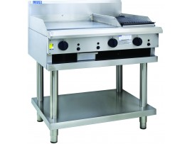 Pro Series 6 Burner and shelf CS-6B LUUS