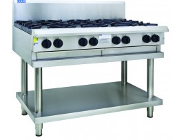 Pro Series 8 Burner and shelf CS-8B  LUUS